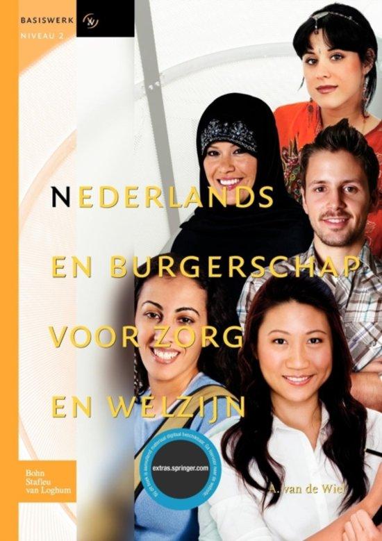 Basiswerk V V Nederlands en burgerschap voor zorg en welzijn