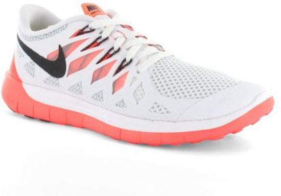 huge discount 47c28 81b46 Nike Free 5.0 - Loopschoenen - Barefoot - Vrouwen - Maat 36.5 - Wit Roze