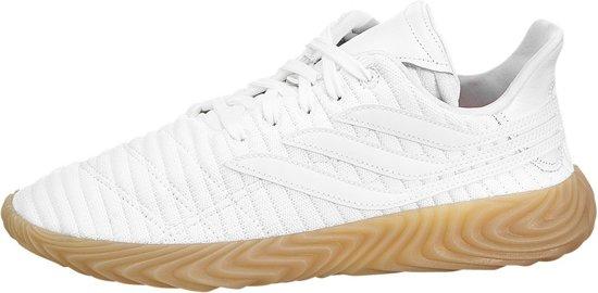 Adidas Sobakov Sneakers Wit Heren Maat 44