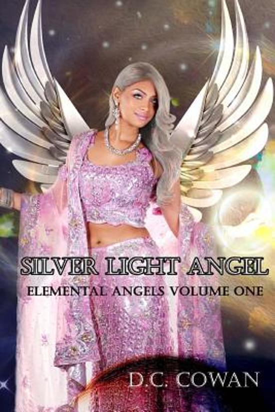 Silver Light Angel
