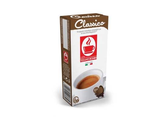 100 Koffie Cups Caffè Bonini Classico