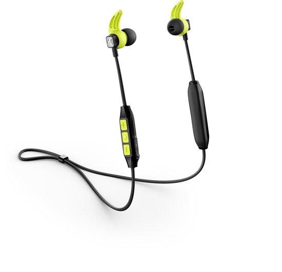 Sennheiser CX Sport - Draadloze in-ear oordopjes - Zwart