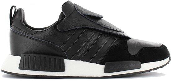 adidas Micropacer x NMD R1 'Triple Black' EE3625 Heren Sneakers Sportschoenen Schoenen zwart EUR 44 23