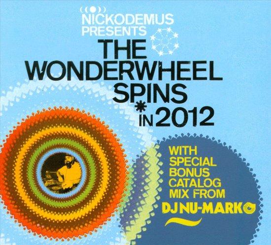 Wonderwheel Spins Of 2012