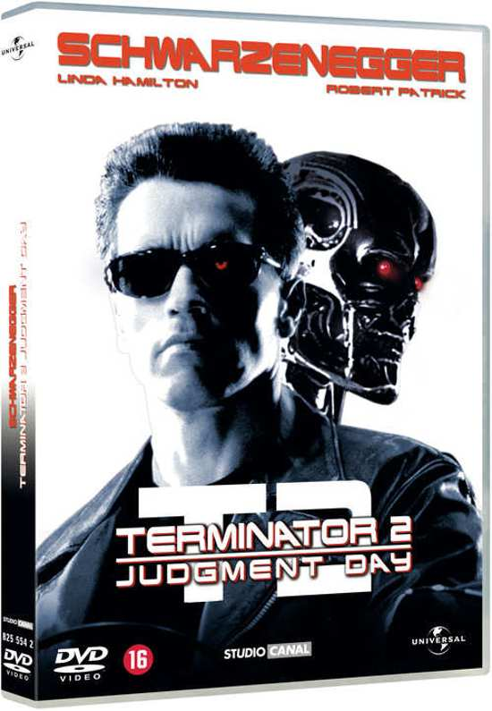Cover van de film 'Terminator 2 - Judgment Day'