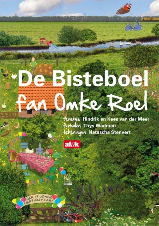Aksjeboek foar bern 25 De bisteboel fan omke Roel