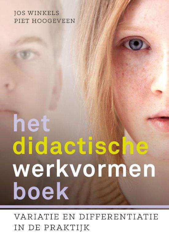 Het didactische werkvormenboek - Piet Hoogeveen