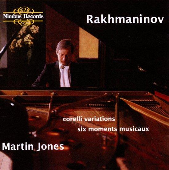 Rachmaninov: Corelli Variations, Moments Musicaux