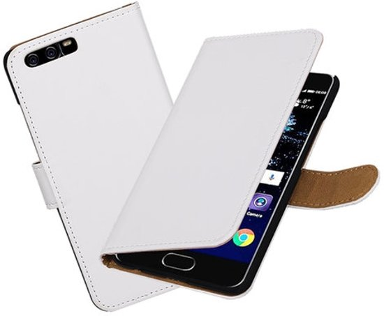 Blanc Couverture Du Livre Clair Pour P10 De Type Huawei DukIVDZE