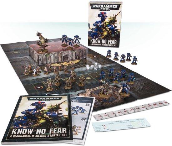 Afbeelding van Warhammer 40.000 Know No Fear: Starter Set speelgoed