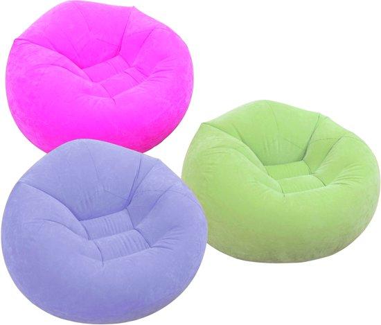 Ikea chair cushions - Bol Com Intex Lounge Stoel Beanless Bag Opblaasbaar