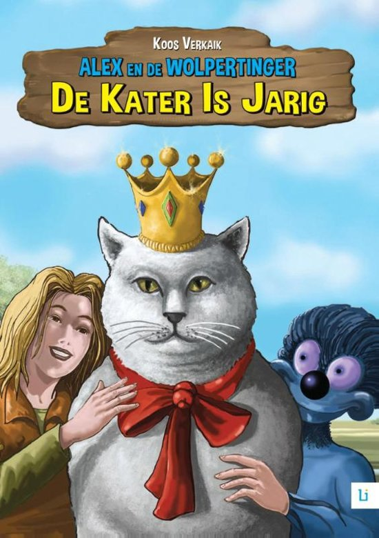 Alex en de wolpertinger - de kater is jarig