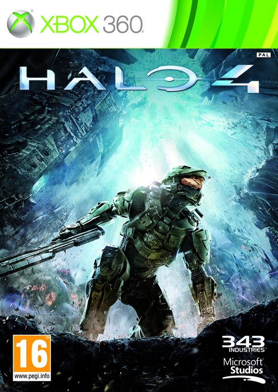 Halo 4 - Xbox 360 (Compatible met Xbox One)