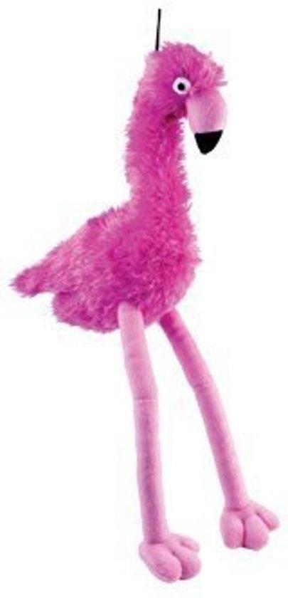 Gor Pets Flamingo pluche piepspeeltje 53cm