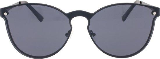 cd45bee6b9a3a6 Icon Eyewear Zonnebril MIA - Zwart montuur - Grijze glazen