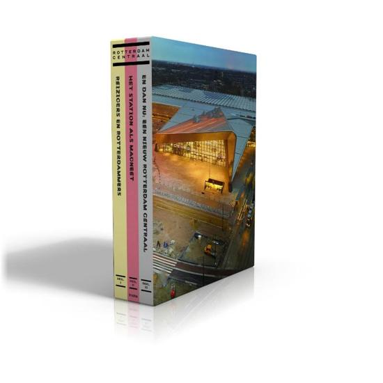 De Rotterdam CS boekenserie