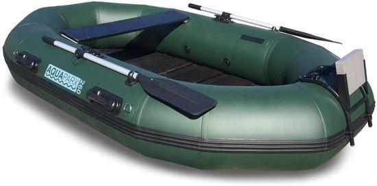 Aquaparx Fisherpro 260 opblaasbare visboot