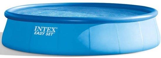 Intex Easy Set zwembad 549 x 122 cm (met reparatiesetje)