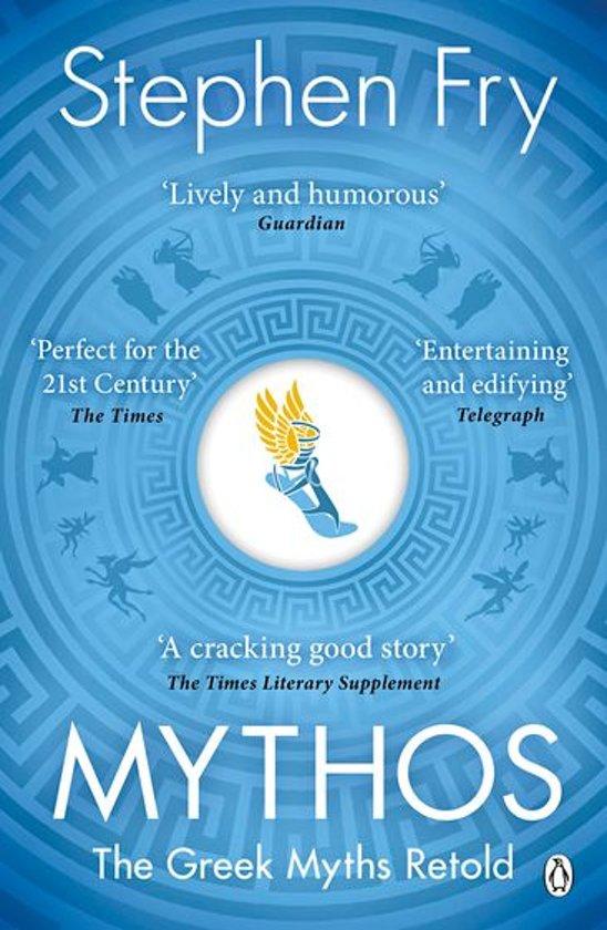 Boek cover Mythos van Stephen Fry