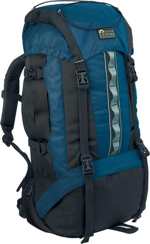 baeeeb19d31 bol.com   Active Leisure Nepal 55 - Backpack - Petrol/ Black