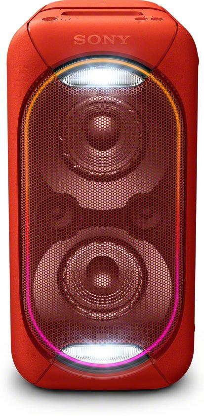Sony GTK-XB60 - Rood