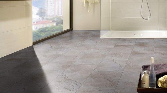 Laminaat Tegel Look : Bol.com krono monumental tegel laminaat slate grey grijs