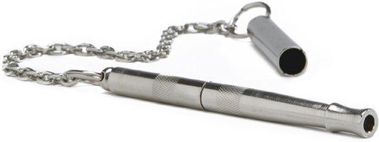 Beeztees - Hondenfluitje - Deluxe - Verstelbaar - 10 cm