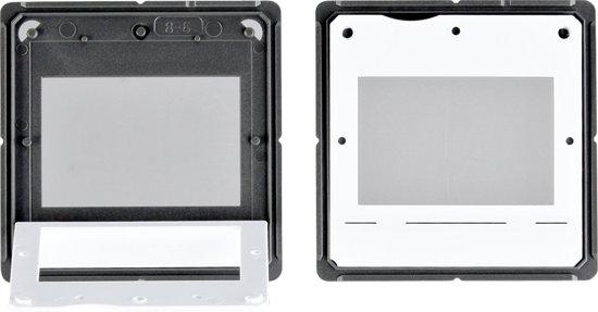 Gepe 7055 24x36/200 CS-klap diaramen, glasloos, 1,8mm