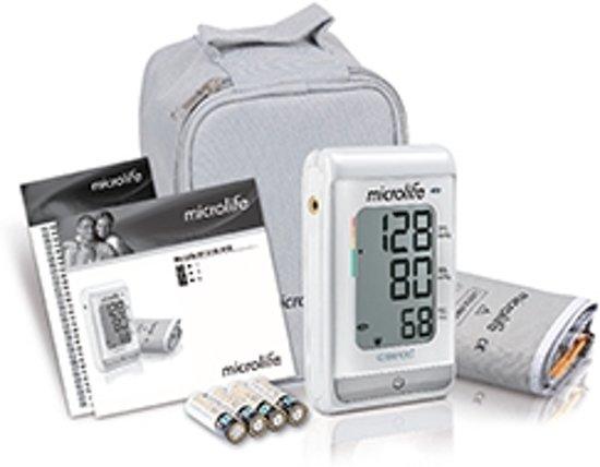 Microlife BP A150 AFIB Bovenarm Automatisch 1gebruiker(s) bloeddrukmeter