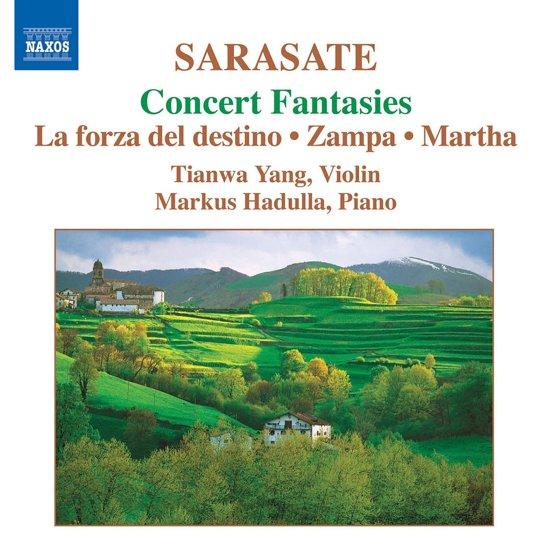 Sarasate: Music F. Viol.+Piano 2