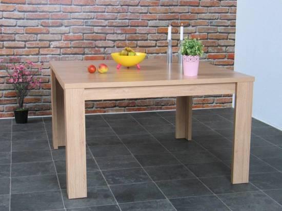 Vierkante Eettafel 130x130.Bol Com Tvilum Kate Eettafel Vierkant 130x130 Cm