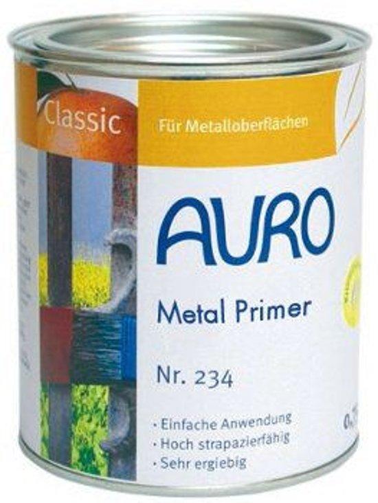 Auro 234 Metaalgrondverf Perzisch Rood (klik hier voor de inhoud)