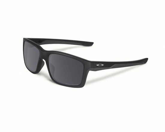 Oakley Mainlink - Zonnebril - Polarized - Matte Black / Black Iridium