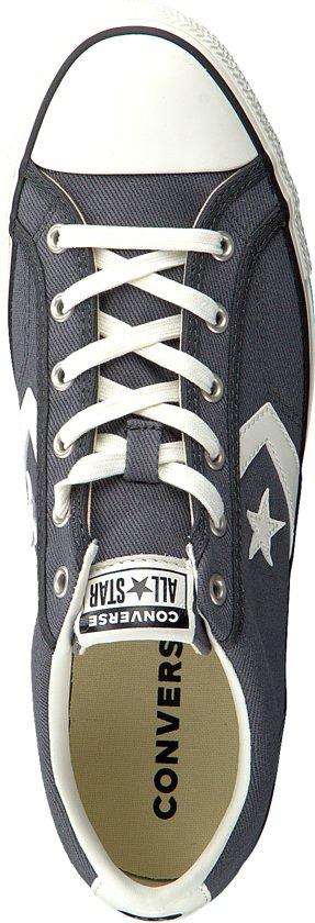 44 Heren Grijs Maat Star Sneakers Ox Men Player Converse 8qCFF