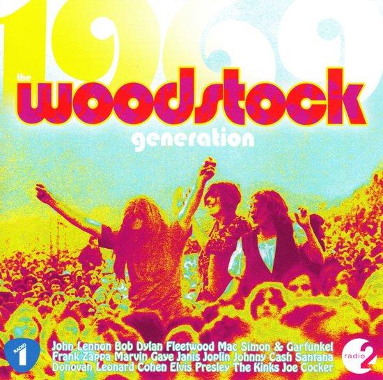 CD cover van 1969 Woodstock Generation van various artists