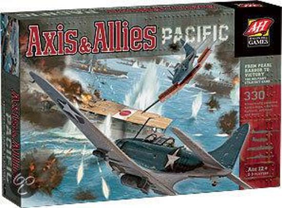 Afbeelding van Axis & Allies Pacific speelgoed