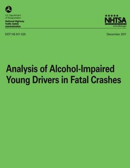 Analysis of Alcohol-Impaired Young Drivers in Fatal Crashes