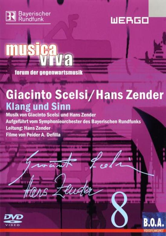 Giacinto Scelsi / Hans Zender - Klang und Sinn