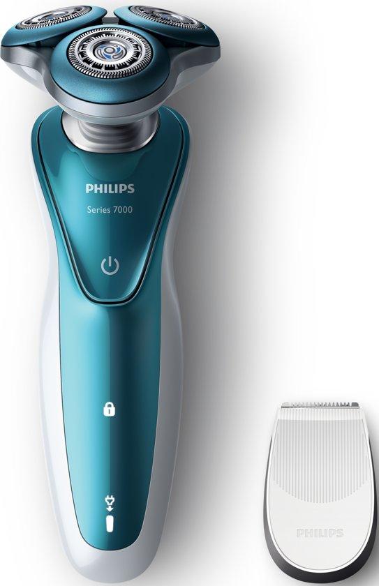 Philips Shaver 7000 serie S7370/12 - Scheerapparaat voor droog/nat gebruik
