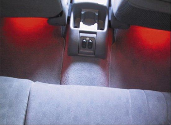 Neon Tube Interieurverlichting - Rood - Lengte 25cm