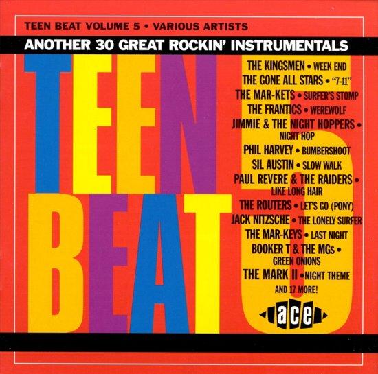 Teen Beat Vol. 5