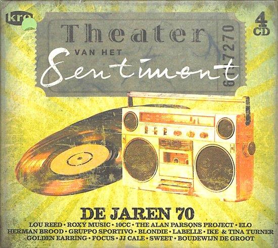 Theater Van Het  Sentiment-De Jaren 70