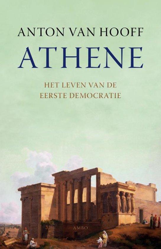 Boek cover Athene van Anton van Hooff (Paperback)