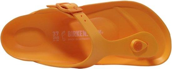 | Birkenstock Teenslipper Gizeh EVA 1015473 Oranje
