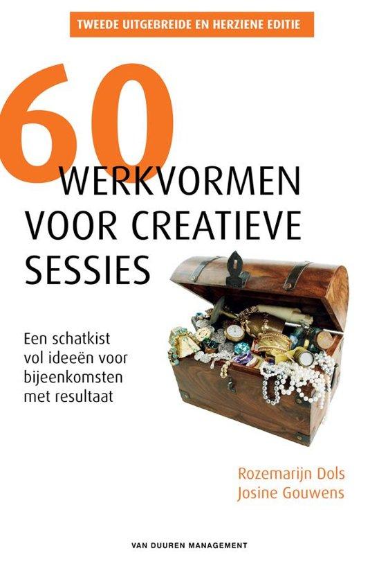 Uitzonderlijk bol.com | 60 werkvormen voor creatieve sessies, Rozemarijn Dols  &OM45