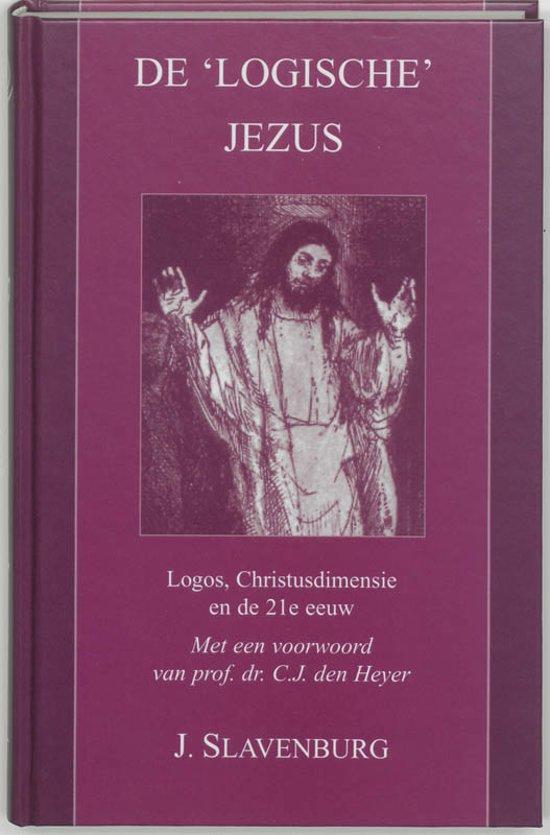 Boek cover De logische Jezus van H. Jager (Hardcover)