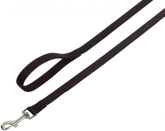 Nobby lijn classic zwart 1,6 x 120 cm - 1 st