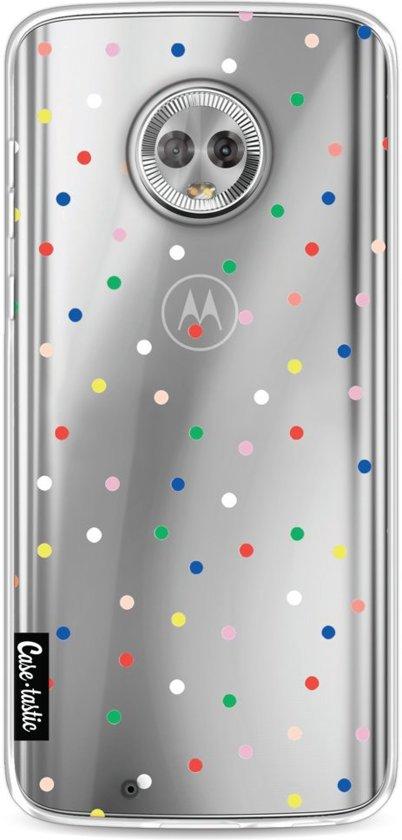 Casetastic Softcover Motorola Moto G6 - Candy