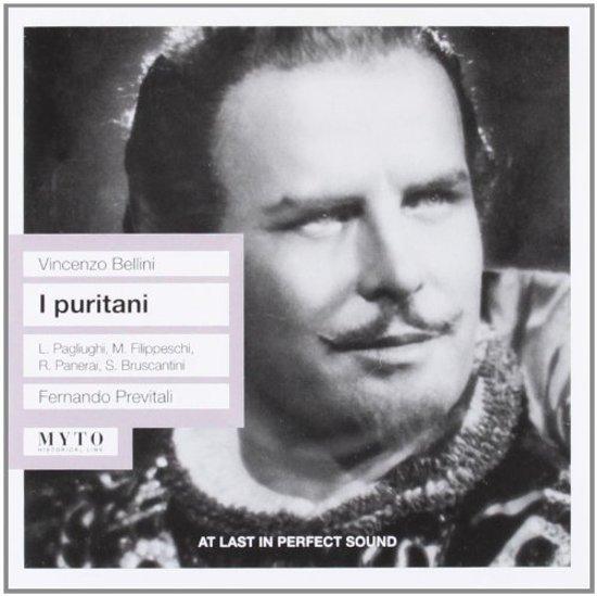 Bellini: I Puritani (Roma 1952)