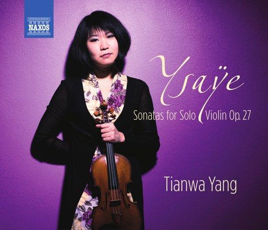 Six Sonatas For Violin Solo, Op. 27